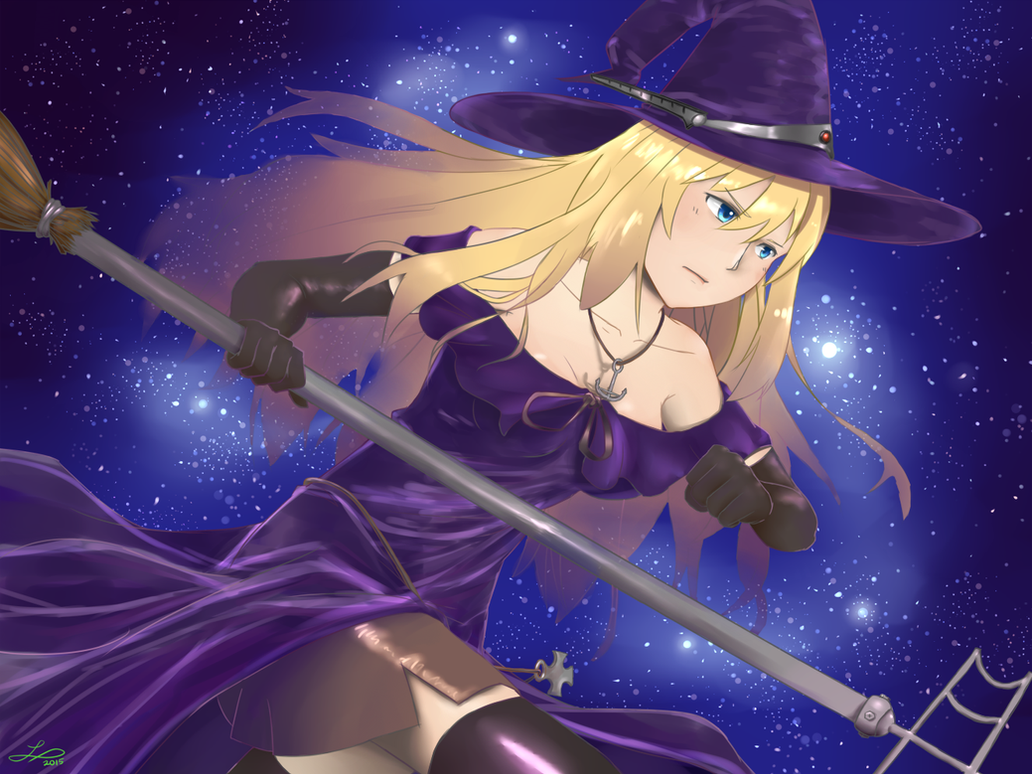 [at] Bismarck - Halloween Edition by ElleranS