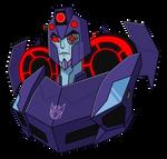 Cyberverse Shadow Striker by kst-art