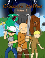Chocolate Waffles Volume 2 Cover