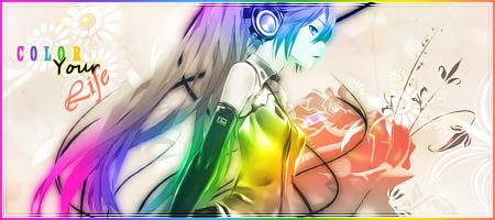 Colors by yensoum
