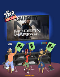 The Yard - Modern Warfare Review