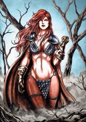 Red Sonja (Colors Josh-84)