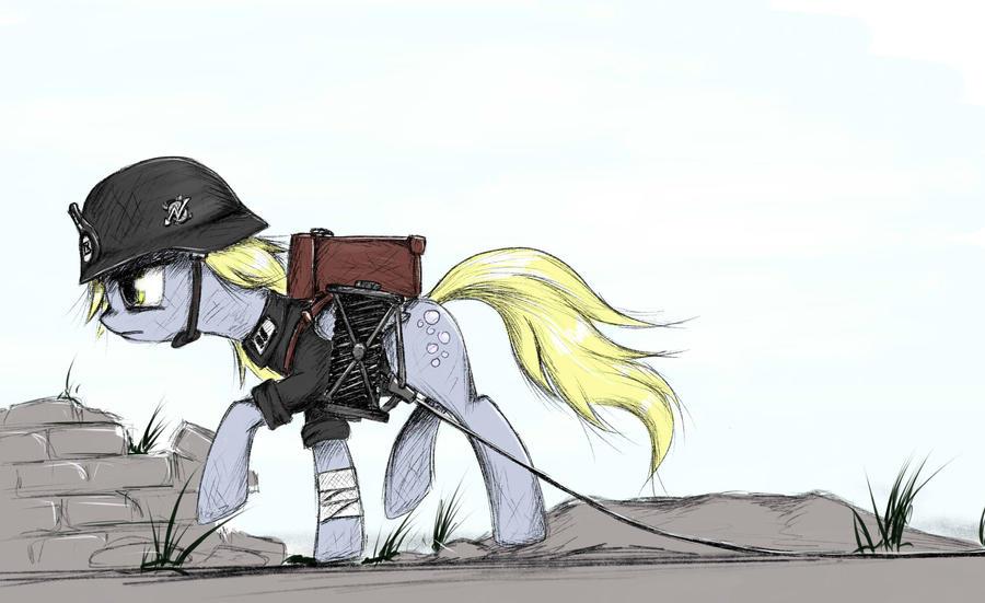 Equestria Signal Corps by MadHotaru