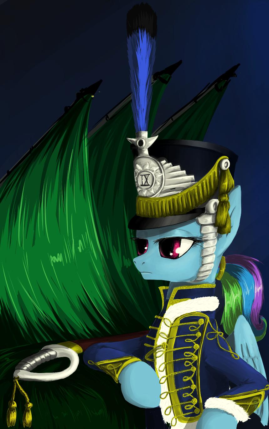 Oh, those hussars... by MadHotaru