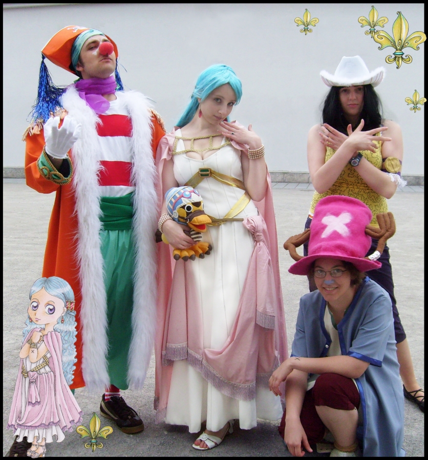 One Piece Cosplay by Jibril-Cosplay