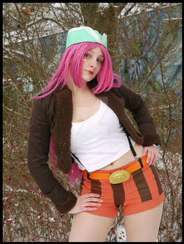 One Piece Bonney Cosplay