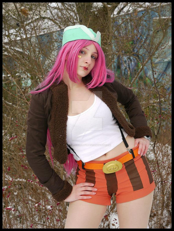 One Piece Bonney Cosplay by Jibril-Cosplay