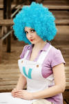 Vivi Obahan Time Cosplay - One Piece