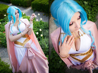 Princess of Alabasta Cosplay
