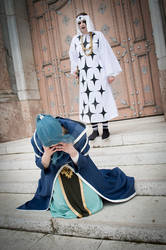 Vivi + Pell - One Piece Cosplay