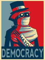 DEMOCRACY by Shadizilla