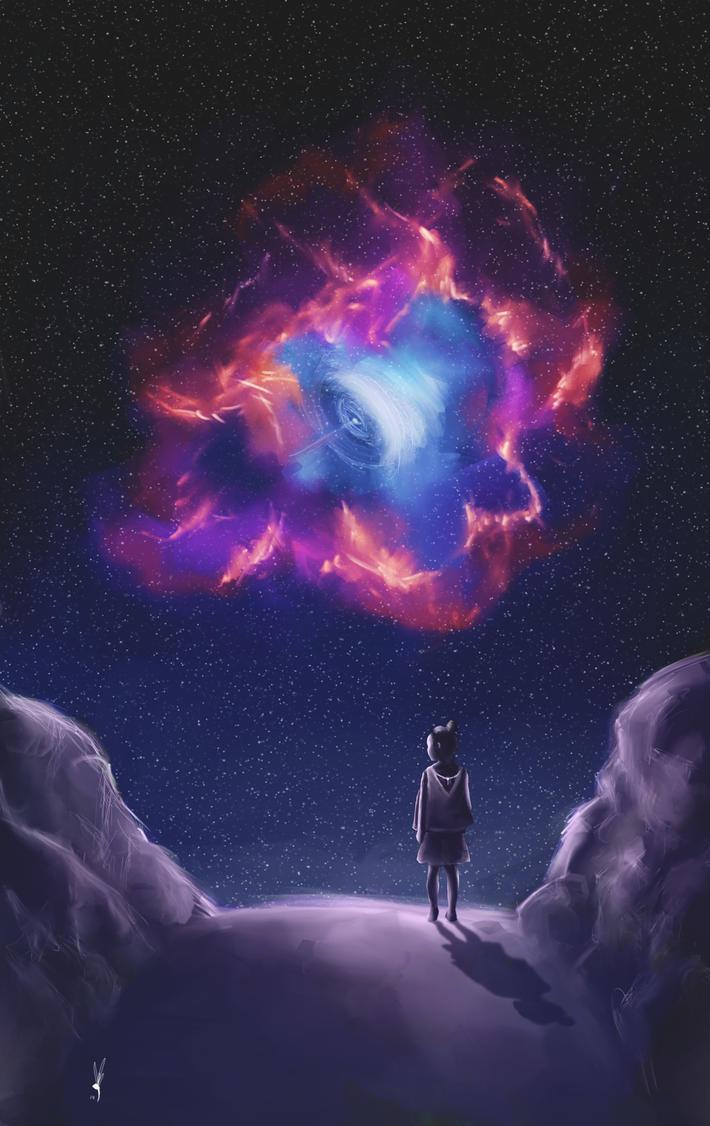 Supernova by Imzel-Amalizh