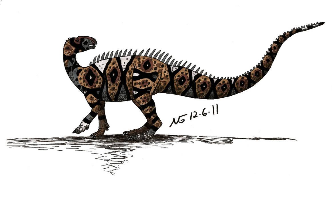 Tenontosaurus Tilletti by MsMergus
