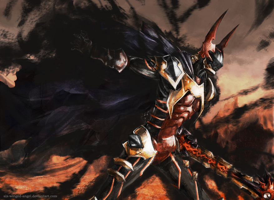 Darkness cannot be destroyed by Six-Winged-Angel on DeviantArt Kingdom Hearts Birth By Sleep Armor Wallpaper