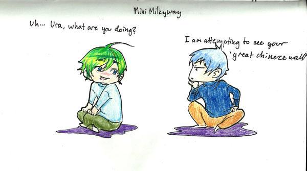 MiniMilkyway1 by pilee