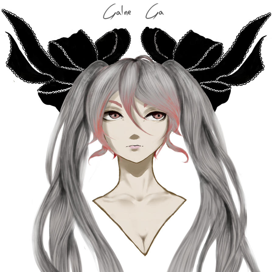 Calne Bust #2 by VOCALIDOTAKU101