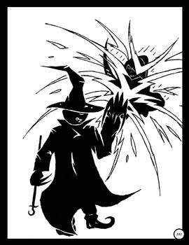 Little Undead Riding Hood vs Oz - The Final Battle