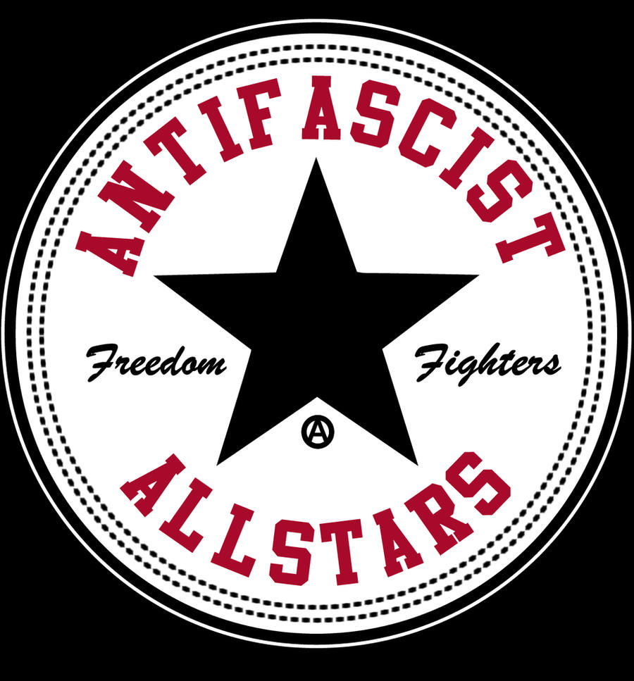 ANTI FACIST ALLSTAR by Trotskyist