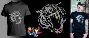 Tiger complete mockup