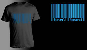 Spray'd Apparel: Barcode