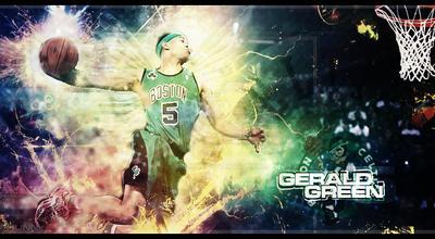 Gerald Green Dunk by PHLiNNk on DeviantArt