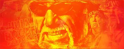 Hulk Hogan by PHLiNNk