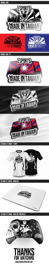 Esports 'Made in Taiwan' Branding