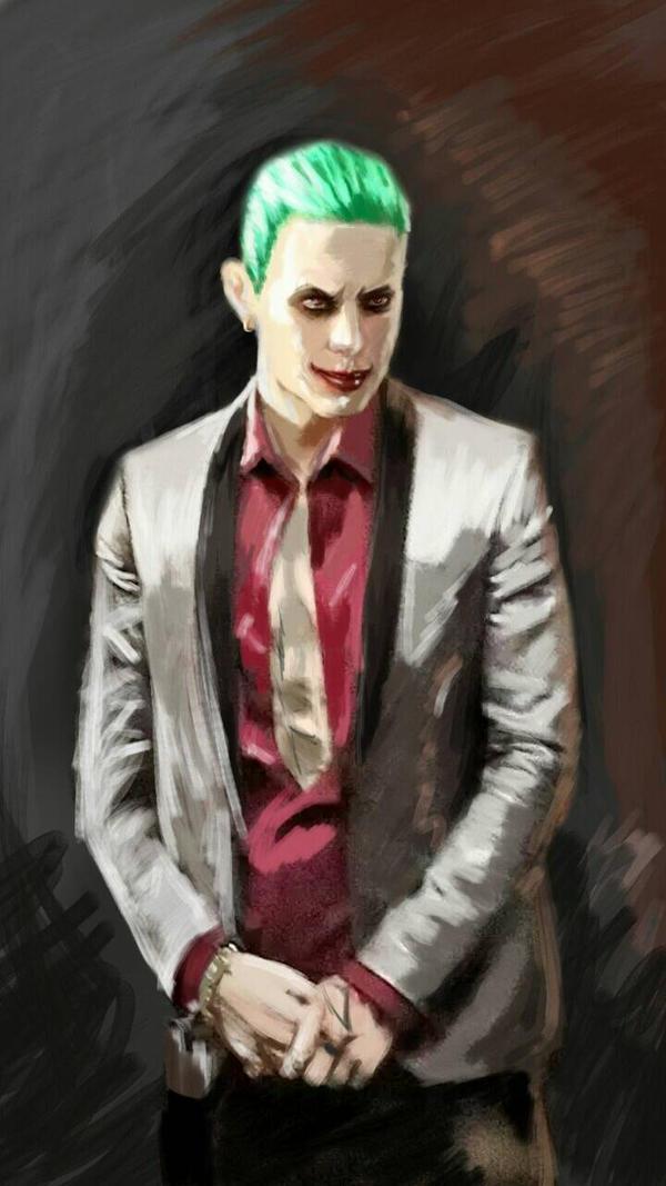 The Joker by affezan