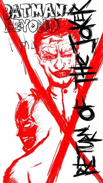 Just Beyond Joker by affezan