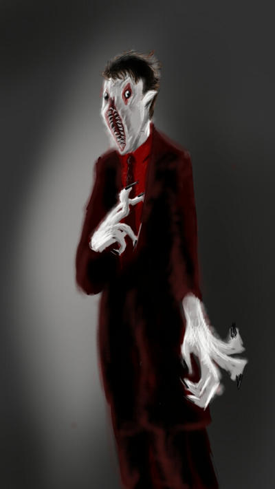 Potret Of Death by affezan