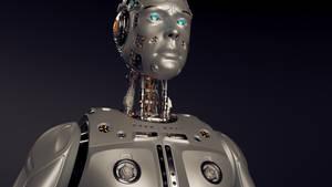 robot MAN look45