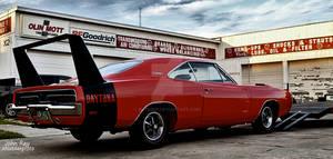 Dodge Daytona, Built to win