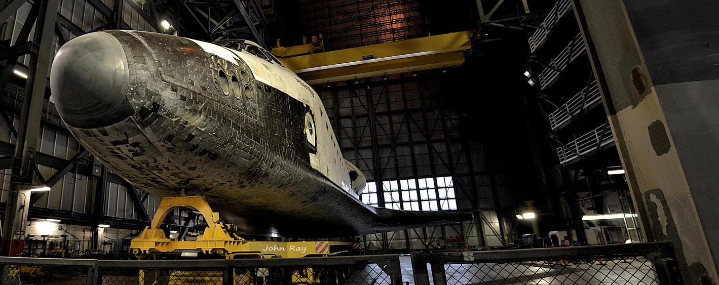 Last days in the VAB by Nutdeep