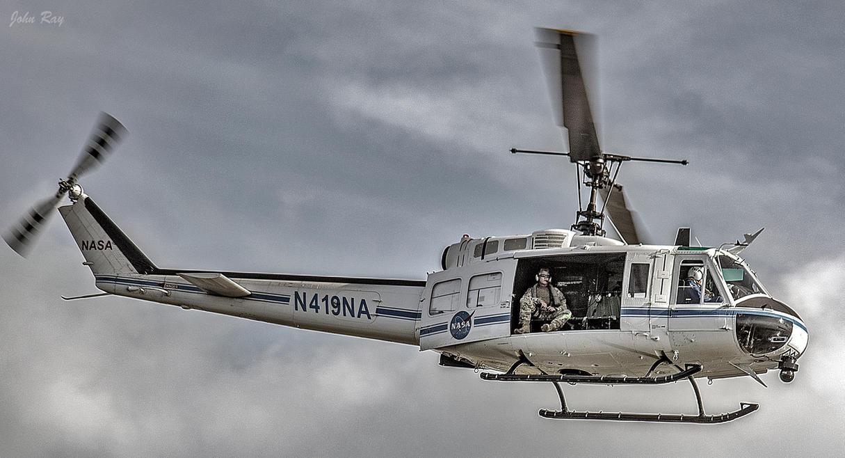 NASA/KSC on patrol by Nutdeep