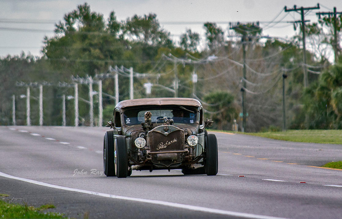 cruisin on US 1 by Nutdeep