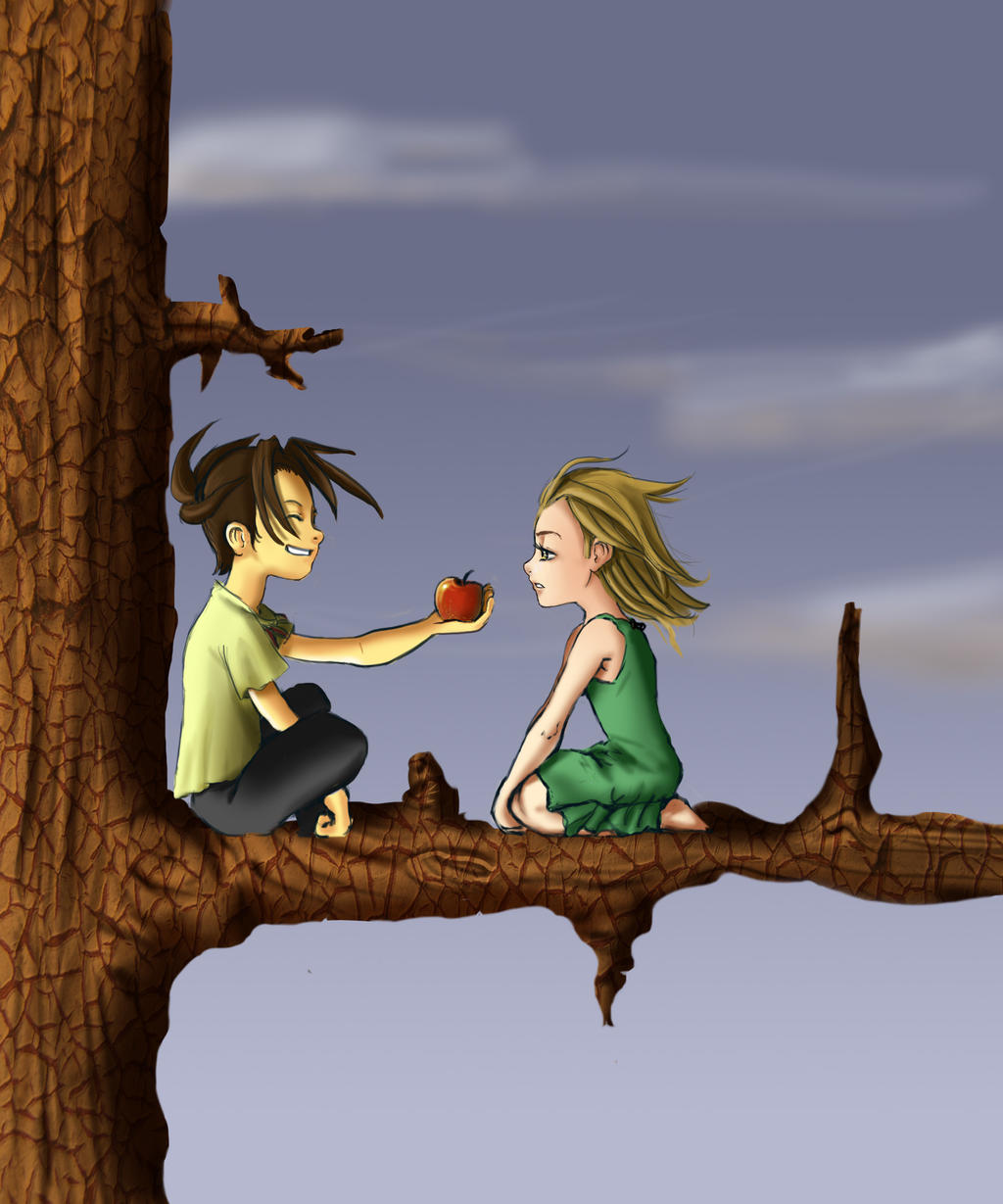yoh and anna relationship