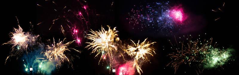 Fireworks Spring 2013