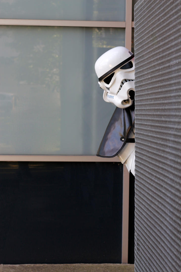 Storm Trooper by xxLuneXx
