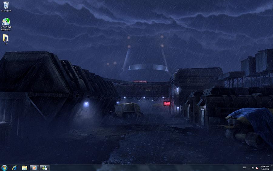 Aliens LV-426 Desktop by darkcyberxeno