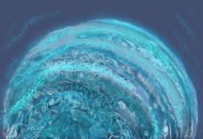 Jupiter Glowing Gasses