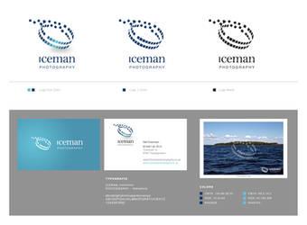 Iceman Photography - Logo