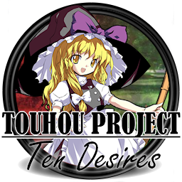 Touhou Project Ten Desires Icon By R3nts On Deviantart