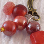 Cherry Candy Bookmark