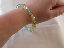 Winter Bracelet by ErrantDreams