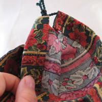 Poinsettia Gift Bag II by ErrantDreams