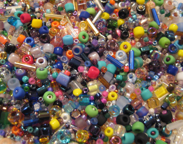 Covered in Beads by ErrantDreams