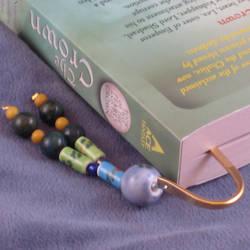 Hanging Lantern Bookmark by ErrantDreams
