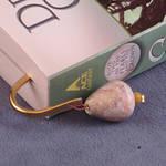 Earthen Bookmark by ErrantDreams