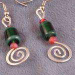Holiday Spirit II: Earrings
