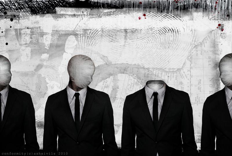 Conformity by ashsivils
